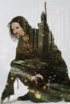 Make Believer — But when Aragorn arose all that beheld him gazed...