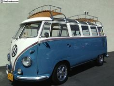 1957 23 Window Microbus