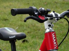 First Look: The Woom 1 http://www.woombikes.pl/collections/lekkie-rowery-dla-dzieci-woom/products/rowerek-biegowy-woom-1
