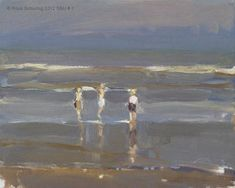 """Seascape summer"