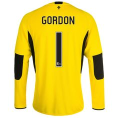 BUY Craig Gordon s Celtic Home Goalkeeper s shirt for from the Celtic  Superstore. Celtic Football Club · Celtic s New Balance Home Kit ... 7c37c7486