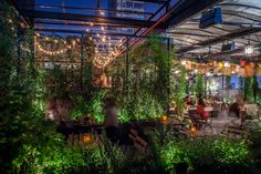 10 NYC Rooftop Bars to Explore This Summer Photos | Architectural Digest