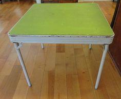 Little Vintage Table Gets a Fresh Face