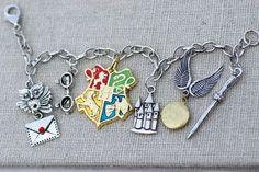 HP charm bracelet
