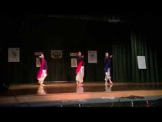 Dance for Durga Puja - Hey Ganaraya - YouTube