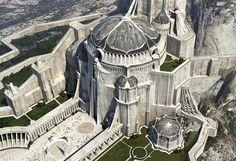 The Citadel of Dawn, palace of Jarvan III