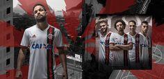 Nem Diego salva! Fla divulga camisa nova e torcida faz campanha: #RefazoManto