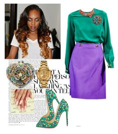 """Region Three Summit!!!"" by cogic-fashion ❤ liked on Polyvore"