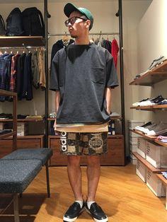 柴田誠 The DUFFER of ST.GEORGEのTシャツ/カットソーを使ったコーディネート - WEAR