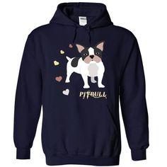 Pitbull - #christmas gift #mothers day gift. BEST BUY => https://www.sunfrog.com/Pets/Pitbull-NavyBlue-18318029-Hoodie.html?68278