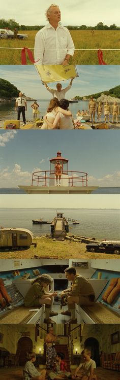 "Wes Anderson ""Moonrise Kingdom"""