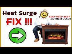 Heat Surge Fix !! Bypassing Beep Safety Shutdown!