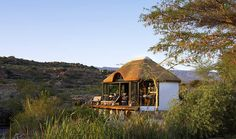 The Outdoor Spa Gazebo located besides the Boontjies River were you can truly be at one with nature