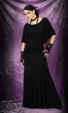 Sophistique Noir - Gothic Fashion for the Mature: Weekend Outfits