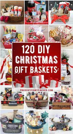 Diy Gifts For Christmas, Mason Jar Christmas Gifts, Christmas Gift Baskets, Christmas Crafts, Christmas Ideas, Friends Christmas Gifts, Inexpensive Christmas Gifts, Christmas Time, Holiday Gifts