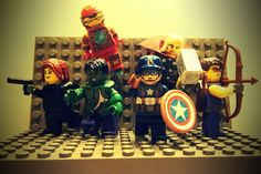 What's Your Avengers Superpower? (via @nerdfitness)
