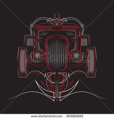 Image result for simple horizontal pinstriping
