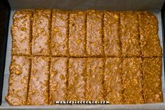 maniapieczenia: Domowe batoniki Daim Banana Bread, Cake Recipes, Recipies, Food And Drink, Menu, Cookies, Ikea, Sweet, Bar