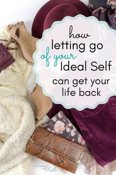 I'm Letting Go of My Ideal Self and Getting My Life Back Small Bathroom Organization, Life Organization, Declutter, Organize, Work Life Balance, Mom Advice, Simple Living, Letting Go, Activities For Kids