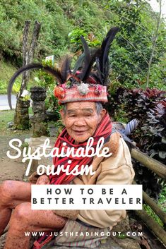 Sustainable travel is about more than eco-friendly travel, it is also about responsible tourism and ethical travel. Traveling in ways that benefit local communities and support equality. And sustainable tourism isn't hard! All it takes is a bit of education, mindfulness, and making better choices. So, here are a few ways you can practice sustainable tourism: