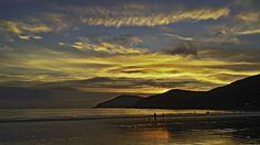 Color and Light Show Seopori Beach Deokjeok Island