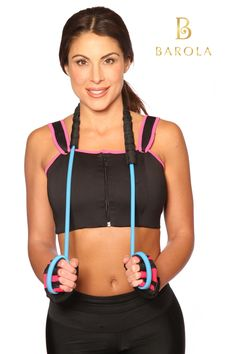 77f134f21398f Organic and pocketed sports bra! Find your perfect fit with Barola.