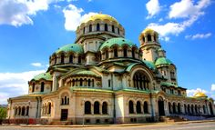 Orthodox church in Bulgaria Sofia Bulgaria, Notre Dame, Taj Mahal, Restoration, Around The Worlds, Explore, Building, Nature, Travel