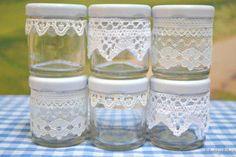 reciclando potes de vidro 2