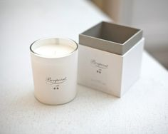 The Bonpoint Candle