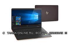 Ноутбук-трансформер HP Spectre x360 15-bl001ur, 2EN46EA