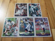 2013 Topps (5) Card Lot HARRISON SMITH OWEN DANIELS DEMECO RYANS DANIEL THOMAS