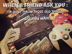phoentom: #friends #gift #nintendo #n64 #sega #gamegear #game #saintseiya #picture #instagood #instamood #christmas #gamegear #microobbit