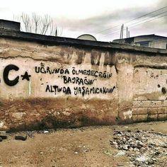 - I wonder. Street Graffiti, Tumblr, Emo, Religion, Country, Spiritual, Turkey Country, Turkish Art, Quotes