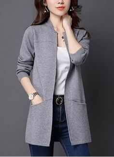 Best 12 Latest fashion trends in women's Coats. Shop online for fashionable ladies' Coats at Floryday – your favourite high street store. Coats For Women, Jackets For Women, Ladies Coats, Hijab Fashion, Fashion Outfits, Fashion Trends, Latest Fashion, Fur Collar Coat, Fur Collars