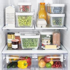 Tried and tested products that keep your fruit and veggies good, longer. These are all so useful!