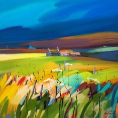 Pam Carter Artist | Buy Lithographs by the Leading Contemporary Scottish Landscape Painter