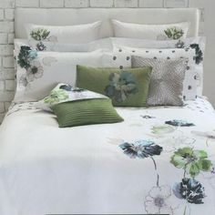 300TC Hawaiian Flower 5-Piece Comforter Set In Multicolor