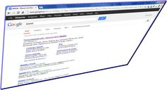 Cómo se crea una página de resultados de Google