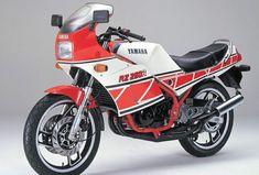YAMAHA MOTORCYCLE RZ250 / RZ350