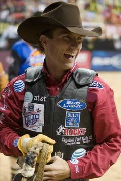 PBR (bull rider) Love Justin McBride he always seemed so calm just got on & rode
