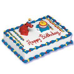 Cliford Cake