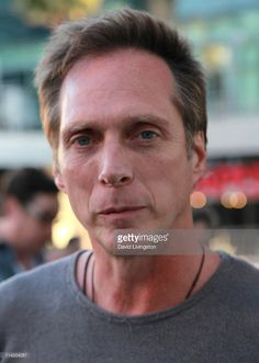 """Actor William Fichtner attends The Moody Blues concert at the Nokia Theatre L.A. Live on May 15, 2011 in Los Angeles, California. """"YOWZA!!"""" I've never seen this pic before!!"""