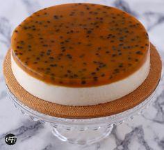 C'est ma fournée !: Le cheesecake passion (sans cuisson)