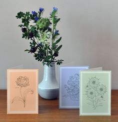 Greeting cards by Haferkorn & Sauerbrey