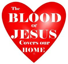 I plead the blood over my home and family and friends and my dogs every night. Also psalms 91