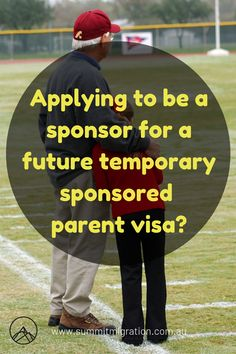 If you're applying to be a sponsor for a future temporary sponsored parent visa, there are number of criteria that must be met in order to have the new application granted. Click link for details. Biological Parents, Adoptive Parents, New Parents, Step Parenting, Step Kids, Public Health, Health Care, How To Apply, Number