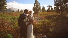 Wedding Preview: Anthony and Alexandra in Gorgeous Mammoth by The Cana Family
