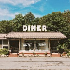 Phoenica Diner - a MUST when you are in the area! Classic American comfort food with some modern twists at this old-school, locally focused diner. American Diner, American Country, Between Two Worlds, Southern Gothic, Retro Aesthetic, Story Inspiration, Small Towns, Gravity Falls, Road Trip