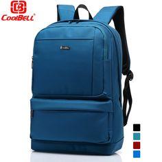 2017 Fashion Laptop Backpack for 15 15.6 inch Notebook bag Laptop bag men women Mochila Feminina Travel Luggage Daypack Rucksack