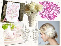 http://pinterest.com/NewlyWish/bridal-styling-accessories/  Flower Power